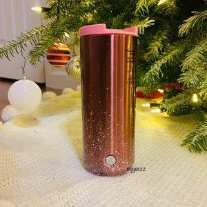 Starbucks Pink Gradient Insulated Tumbler